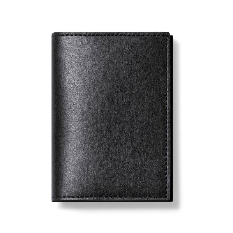 Caran d\'Ache - Delvaux Leather Business Card Holder