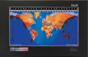 Geochron World Clock - Original Kilburg