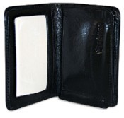 Sienna Leather Business Card Holder
