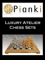 Luxury Atelier Chess Sets