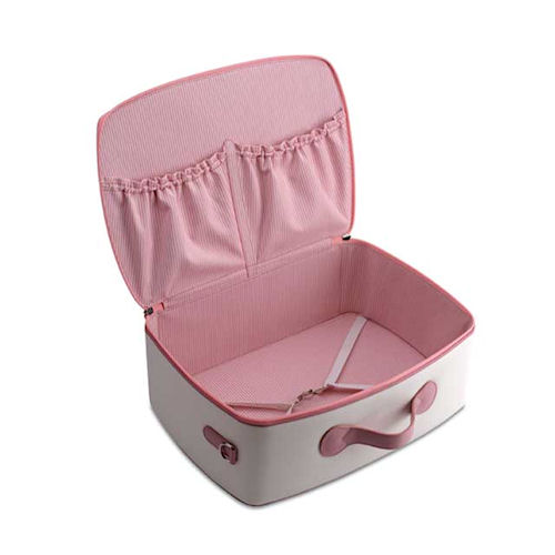 Pineider Baby Travel Bag - Pink | Girls