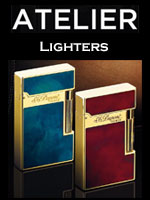 S. T. Dupont Atelier Lighters