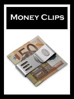 Men's Money Clips