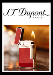 S.T. Dupont Luxury Lighters, Pens, and Leather Goods
