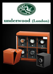 Underwood Watch Winders and Mens Accessories