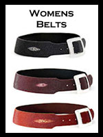 Women's Leather Fashion Belts