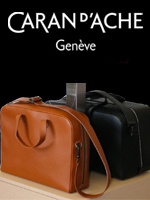 Caran d'Ache Leather Goods