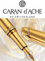 Caran d'Ache Swiss Luxury Writing Instruments