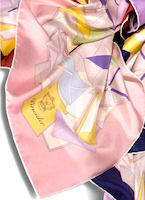 Pineider Silk Scarves