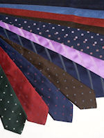 Pineider Silk Neckties