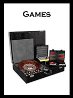 Underwood Leather Gaming Sets