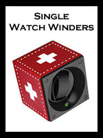 Single Automatic Watch Winder Boxes