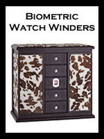 Biometric Watch Winders