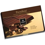 Amedei Prendime Dark Chocolate Bar with Hazelnuts