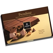 Amedei Prendime White Milk Chocolate Bar with Hazelnuts