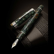 Conway Stewart 100 Series Pistachio Fountain Pen - Special Edition