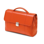 Fedon 1919 BT-BRIEF-2 Leather Briefcase