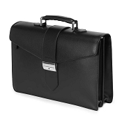 Fedon 1919 CLASS-4 Leather Briefcase