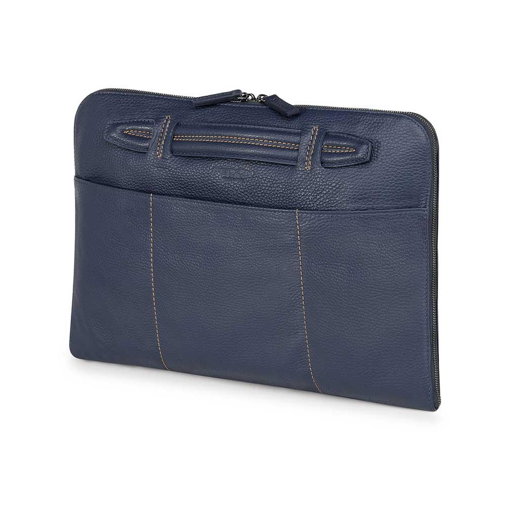 Fedon 1919 venezia ve portfolio slim soft leather document for Document holder bag