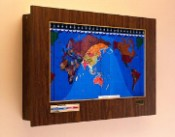 Geochron World Clock - Standard