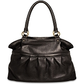 Jack Georges Lexington Lily Leather Shoulder Bag