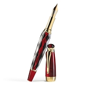 Montegrappa Invito a Rigoletto 18k Gold Fountain Pen
