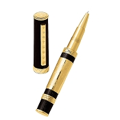 OMAS I Think Limited Edition 18ct Gold Rollerball Pen