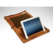 Paolo Guzzetta Leather Travel Desk - Classic Crocodile