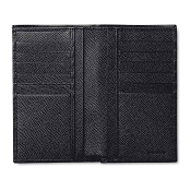 Pineider City Chic Leather International Wallet