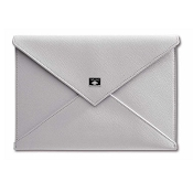 Pineider City Chic Leather Envelope Document Case - Medium