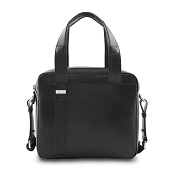 Pineider Milano 2012 2 Handle Leather Bag - Medium