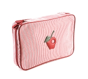 Pineider Baby Beauty Case - Large - Red