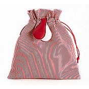 Pineider Baby Multi-Functional Medium Bag - Red