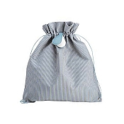 Pineider Baby Multi-Functional Large Bag - Light Blue