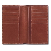 Pineider Power Elegance Leather International Wallet