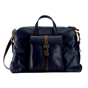 Pineider Soft Mood Leather 48-Hour Travel Bag - Limited Edition
