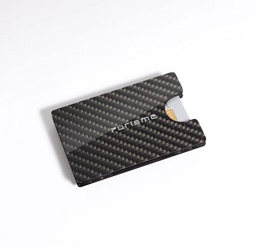 Purisme carbon fiber credit holder and business card case purisme carbon credit and business card case colourmoves