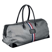 ST Dupont Iconic Grey Cosy Canvas Travel Bag