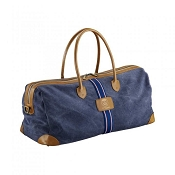 ST Dupont Iconic PSG Blue Cosy Canvas Travel Bag