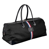 ST Dupont Iconic Black Cosy Canvas Travel Bag