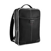 ST Dupont McLaren Laptop Backpack - Carbon Leather - Limited Edition