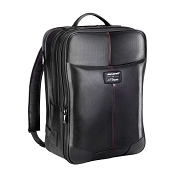 ST Dupont McLaren Laptop Backpack - Perforated Leather - Limited Edition