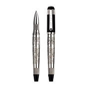 Tibaldi Bentley Brooklands 18ct White Gold Rollerball Pen