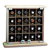 Underwood Maple Wood Watch Winder - The Twenty-Module Unit