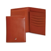 Underwood Italian Leather Small Travel Wallet