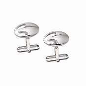 Underwood Cuff Links in Mini Buckle Style