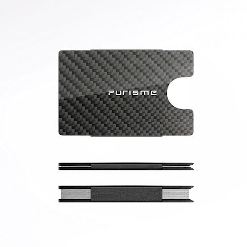 Purisme Carbon Credit And Business Card Case