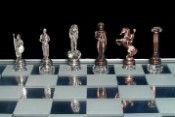 Antique Chess Set (Small)