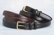 Italian Calf Leather Belt