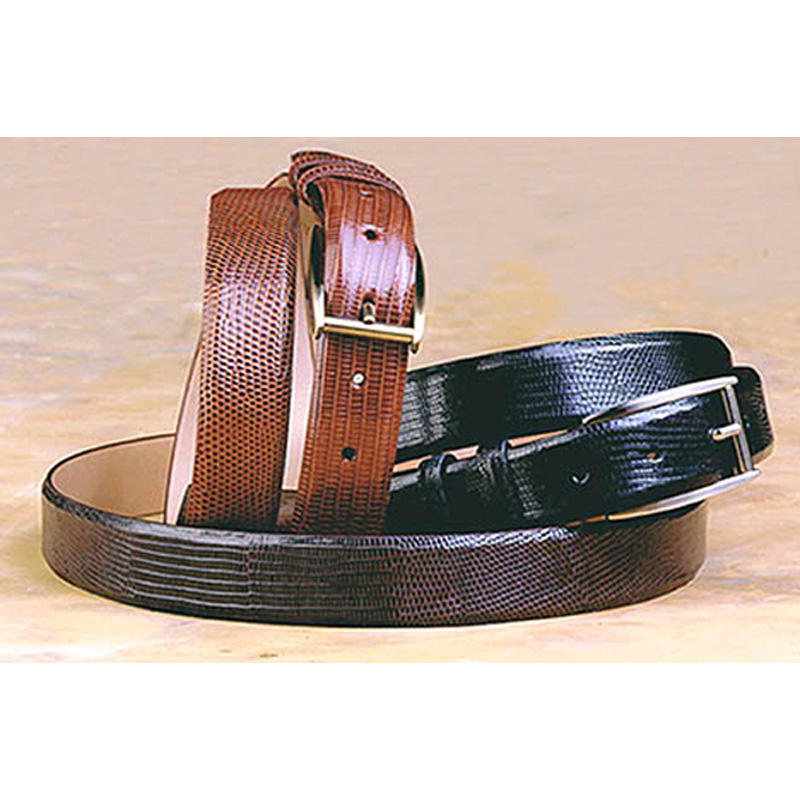 Java Lizard Belt